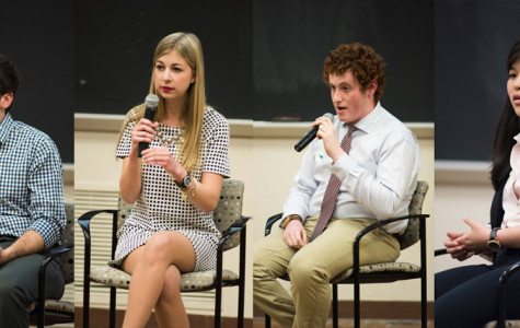 Candidates share their visions for role of ASG