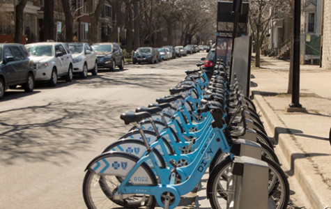 Divvy, a Chicago-based company, has more than 3,000 bikes across the city. Northwestern is partnering with Evanston to host three Divvy bike-sharing stations on campus, which are set to open before the start of the next academic year.