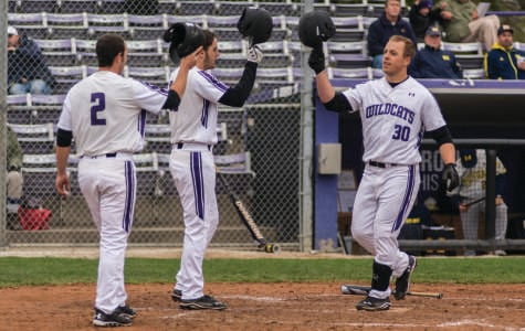Baseball: Wildcats lose two of three in disappointing series against Spartans