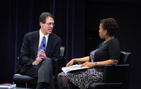 Northwestern professor hosts reading, Q&A on book about Michelle Obama