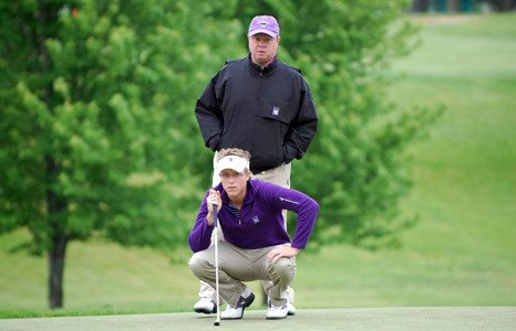Men's Golf: Pat Goss Q-and-A