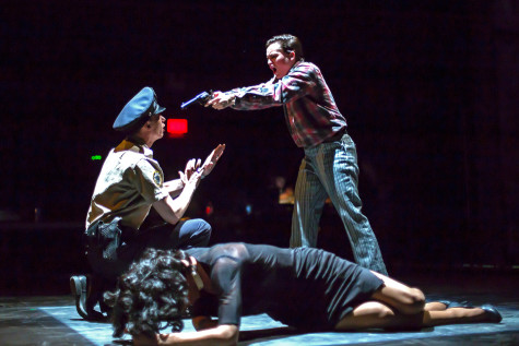 'Hit the Wall' brings the start of modern gay rights movement to stage