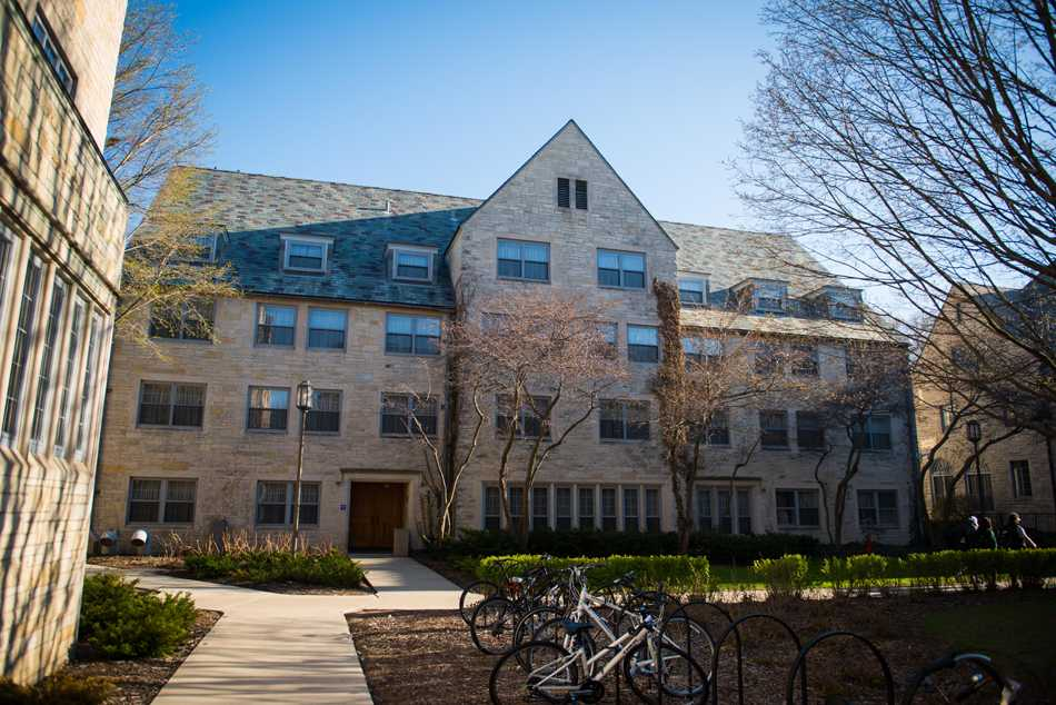 South Mid-Quads Hall will be renovated this summer and will be occupied by Shepard Residential College next year. Public Affairs Residential College will move to North Mid-Quads Hall, as both Shepard and PARC's buildings will undergo renovations.