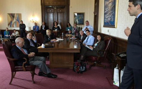 Evanston residents, NU students discuss budget cuts at sixth annual Lobby Day