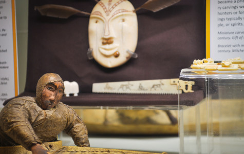 Mitchell Museum of the American Indian unveils miniature artwork exhibit