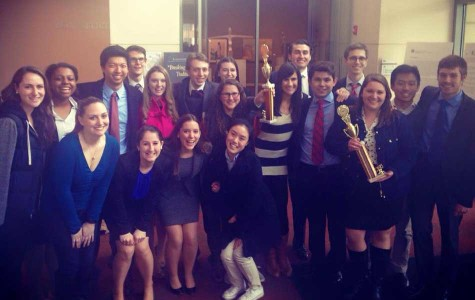 Mock Trial club to send two teams to Nationals