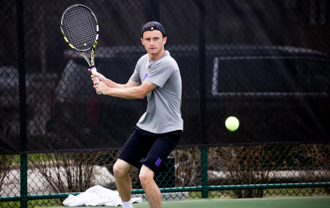 Men's Tennis: Wildcats feel confident despite splitting final matches of season