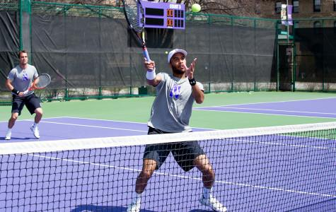 Men's Tennis: Wildcats wrap up season with two conference road matches