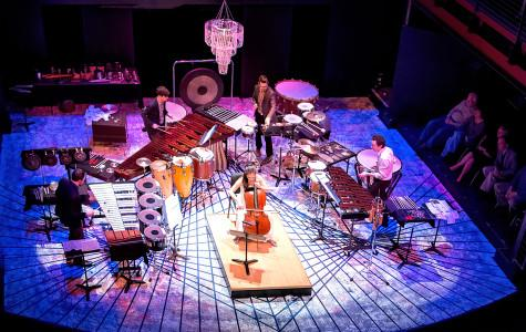 Alumni musicians and composer collaborate in new percussion compositions