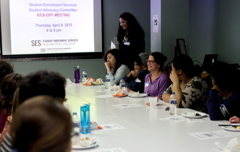 Student Enrichment Services holds student committee kick-off meeting