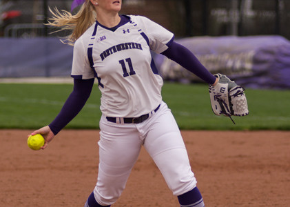 Softball: Wildcats seek rebound against Irish