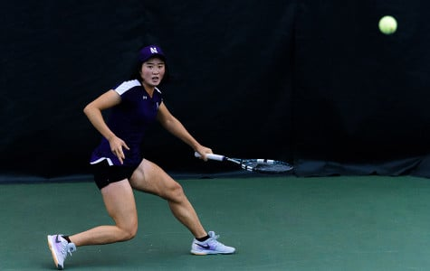 Women's Tennis: Wildcats roll in easy wins over Golden Gophers, Badgers