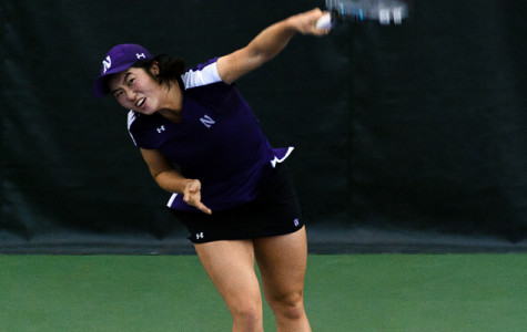 Women's Tennis: Wildcats stumble against ranked Yellow Jackets