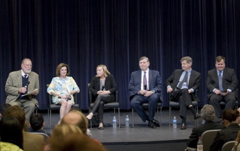 Medill alumni discuss careers, future of industry at Hall of Achievement panel