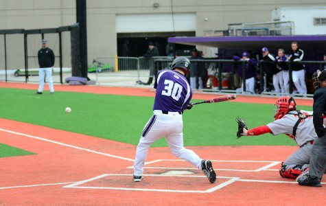 Baseball: Northwestern collapses in final game of series against Kansas