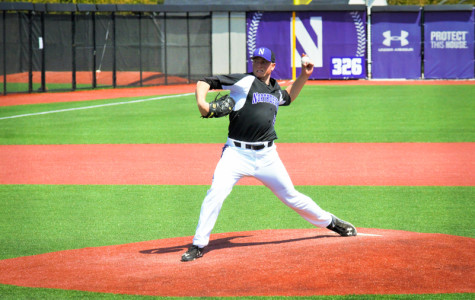 Baseball: Wildcats drop two of three in weekend series