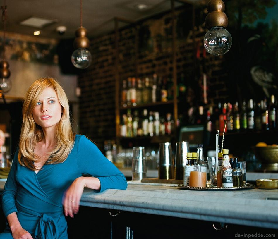 """Claire Coffee stars on NBC's """"Grimm,"""" which airs its season finale on Friday. Coffee graduated from the School of Communication in 2002."""