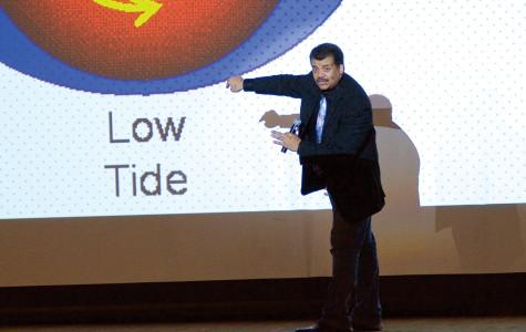 Neil deGrasse Tyson talks science in popular culture, US role in scientific research
