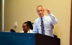 Christopher Watson to replace Michael Mills as dean of undergraduate enrollment