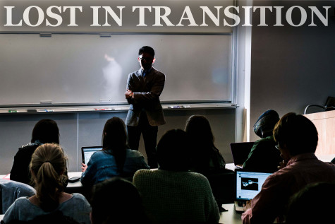 Lost in Transition: Northwestern visiting professor's past raises questions about hiring process