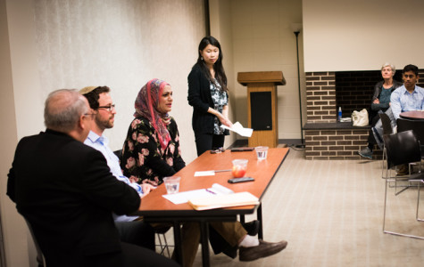 Campus religious leaders discuss stereotypes at interfaith event