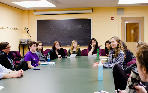 Panel addresses misconceptions about Northwestern's mental health services