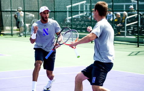 Men's Tennis: Wildcats focusing on doubles play heading into NCAA Tournament