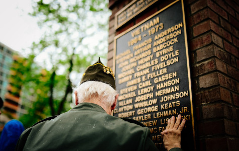 Captured: Memorial Day in Evanston