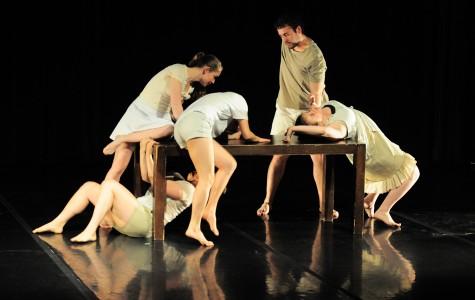 Senior dance majors showcase choreography, premiere new work