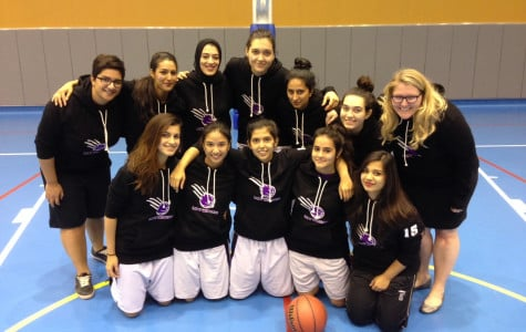 NU-Qatar women's basketball team finds unity on the court