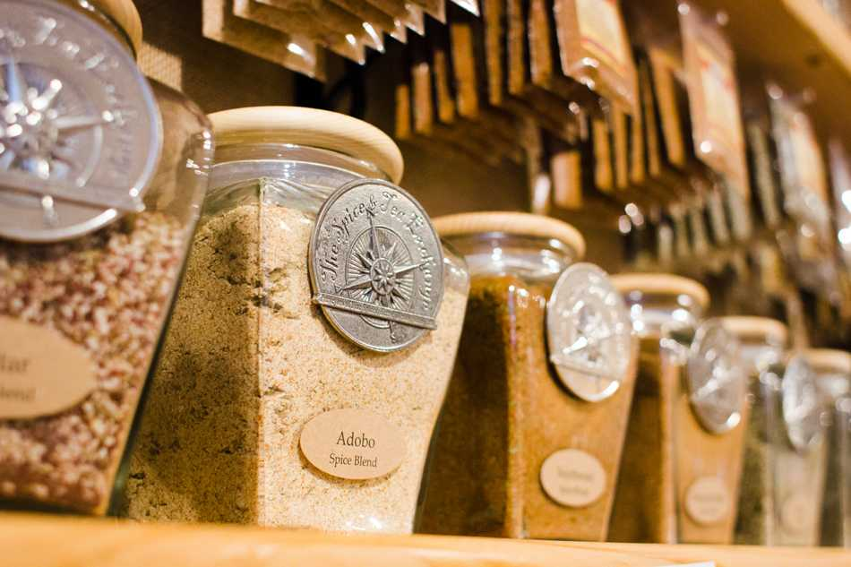 The Spice and Tea Exchange of Evanston has more than 140 spices in stock, with 70 blends mixed in-house, and over 30 loose-leaf teas. The shop opened last week in the heart of downtown Evanston.