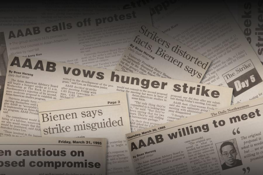 Faculty to call for Asian American Studies major 20 years after hunger strike