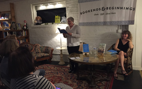 Local bookstore hosts SNL alumna Julia Sweeney, author Christine Sneed