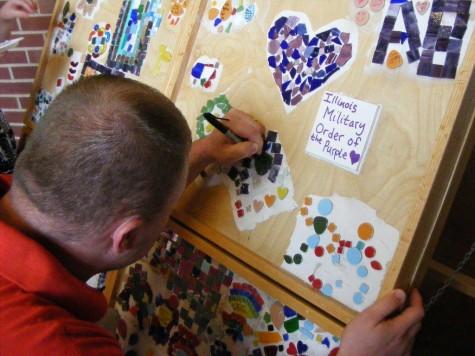 Evanston organization celebrates 40 years of healing through art