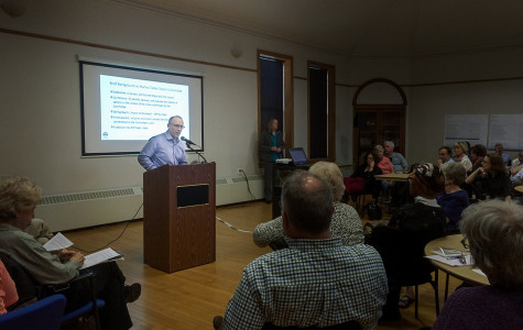 Evanston residents, city officials debate five proposals for Harley Clarke mansion's future