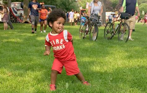 Captured: Evanston's Fourth of July Parade