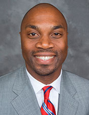 Jabbar Bennett will start as NU's first associate provost for diversity and inclusion at the beginning of October.
