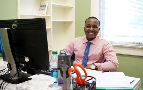 MSA assistant director Jordan Turner brings focus to entire LGBT community