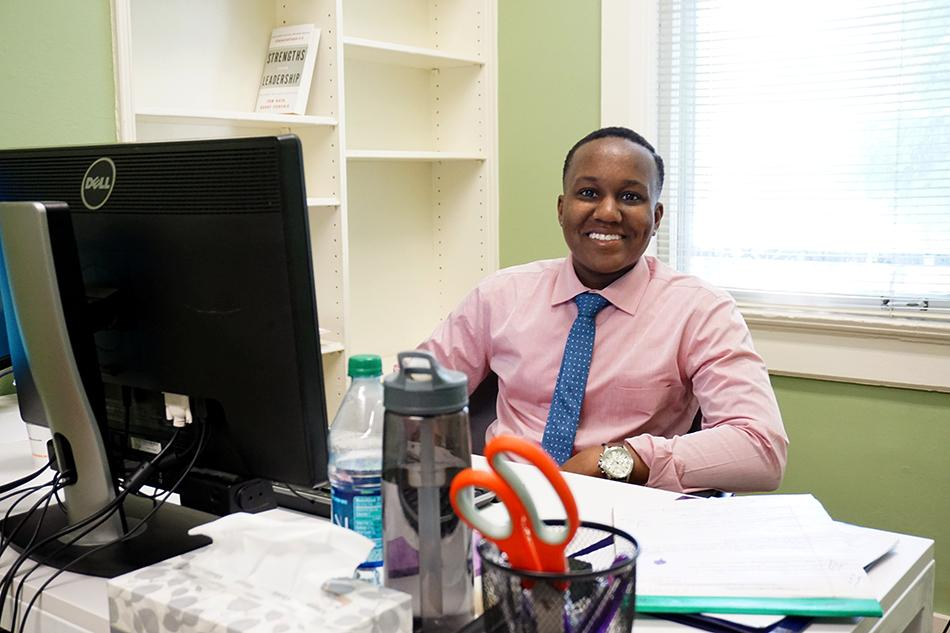 Jordan Turner takes over as assistant director of Multicultural Student Affairs after previously working at UConn. Turner hopes to bring attention to a wide range of LGBT issues at NU.