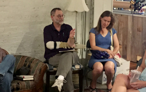 Bookends & Beginnings debuts literary salon series with conversation on 'Go Set a Watchman'