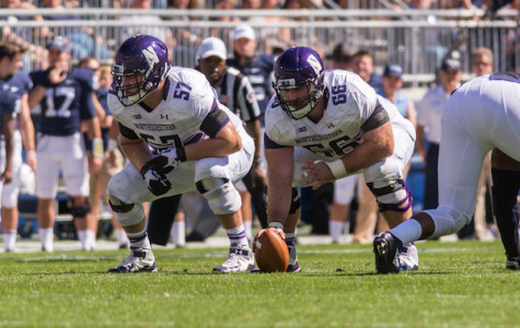 2015 Football Preview: Retooled offensive line seeks new footing