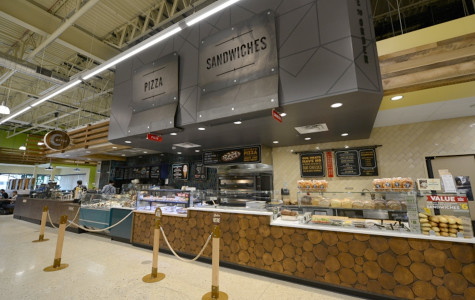 Inside the newly-opened Whole Foods Market at 2748 Green Bay Road. The grocery store debuted July 29 after over a year and a half of vacancy.