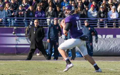 Football: Northwestern focuses on quarterbacks ahead of season