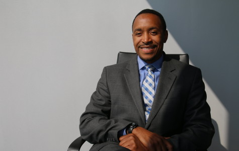 Alan Anderson finds welcome home as director of neighborhood and community relations