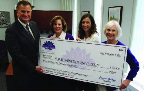 Alumnae of NU donates $750,000, grants STEM scholarships