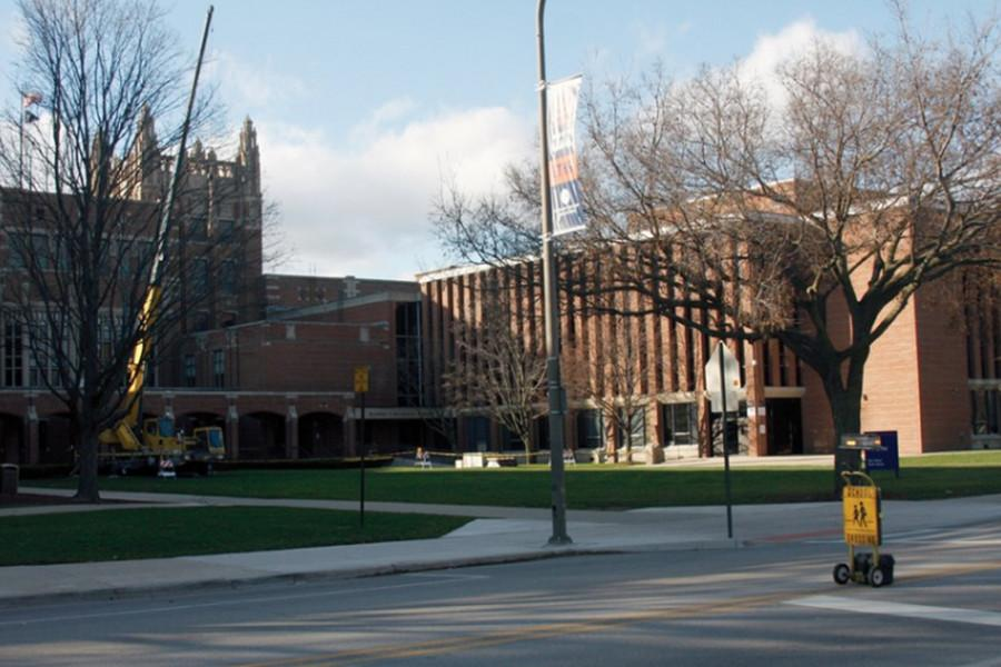 Evanston Township High School's class of 2015 achieved a composite ACT score of 23.9, the highest in the school's history.