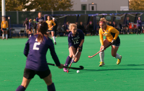 Field Hockey: Northwestern struggles to score late as it splits weekend matchups