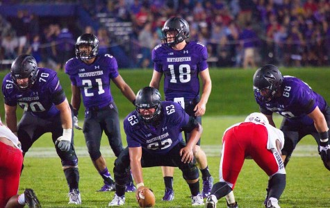 Football: NU looks to fix mistakes entering Big Ten play