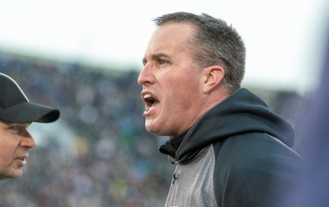 Football: Pat Fitzgerald focuses on negatives following Northwestern's big win