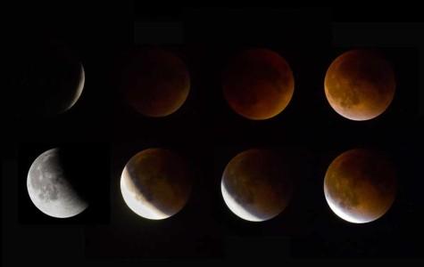 Northwestern hosts lunar eclipse viewing party